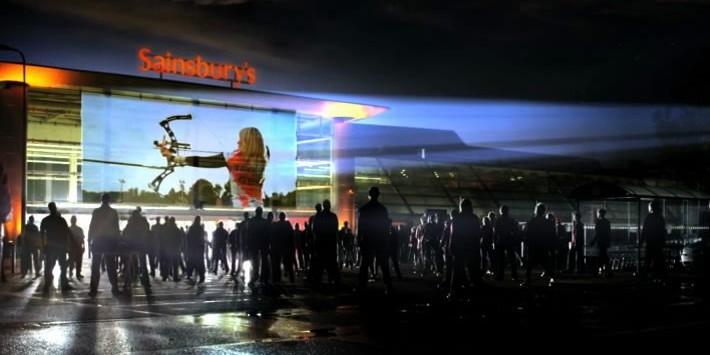 Sainsburys Channel 4 Paralympics