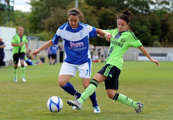 Sophie Perry Chelsea Ladies footballer