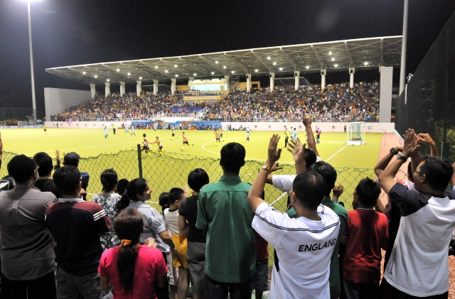 Taman Daya Hockey Stadium Malaysia