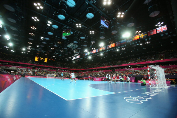 The Copper Box hosted handball and modern penthatlon fencing during the London 2012 Olympics and goalball during the Paralympics
