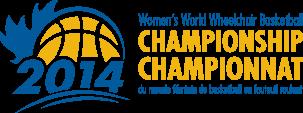 Womens World Wheelchair Basketball Championships logo