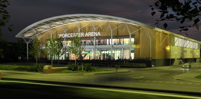 Worcester Arena 2