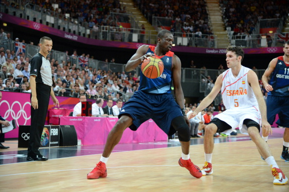 luol deng at london 2012