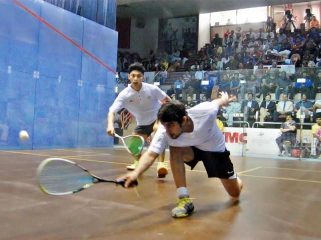 Asian Squash Championships