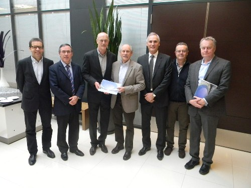 Berlin give over bid documents for 2018 European Athletics Championships