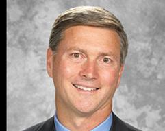 Dan Thompson head and shoulders