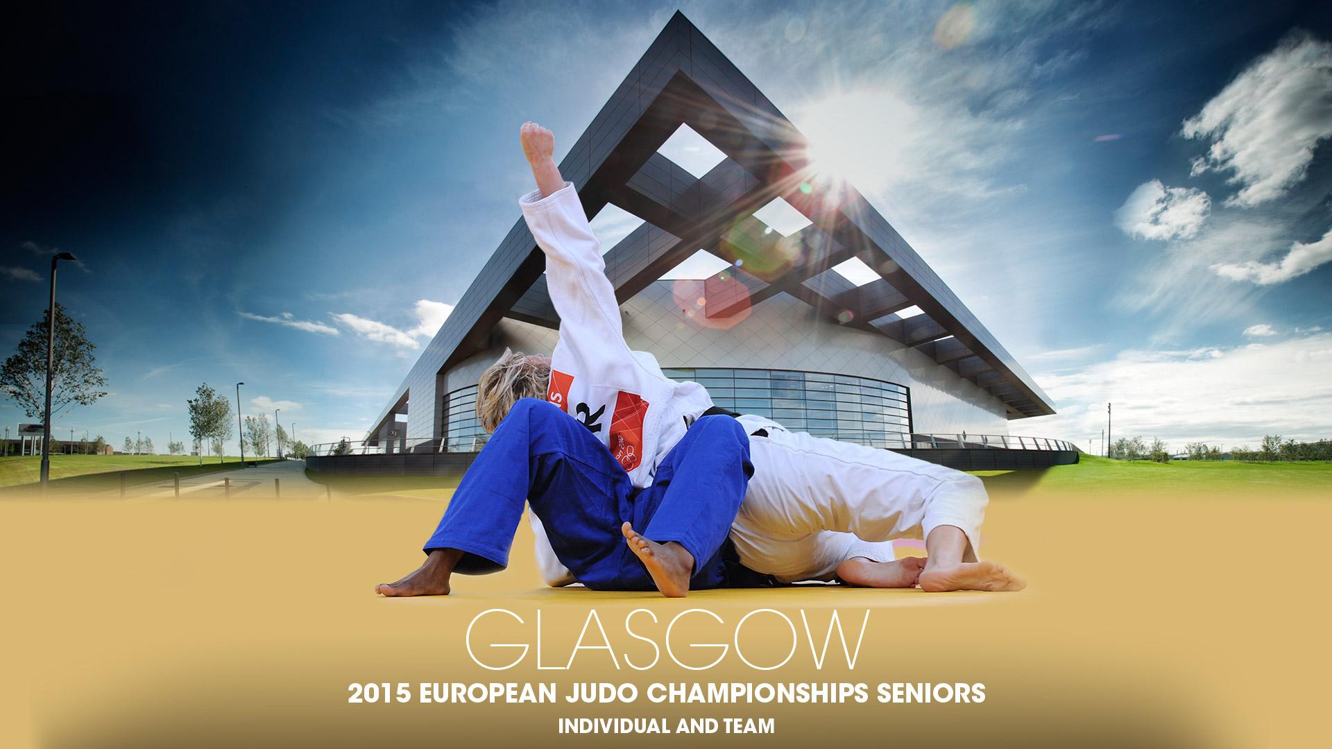 Glasgow 2015 judo