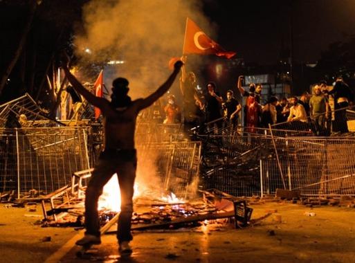 Istanbul riot June 2013 2