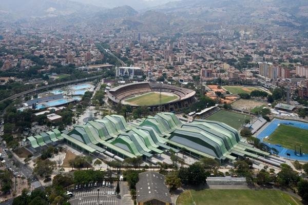 Medellin sports faciltieis