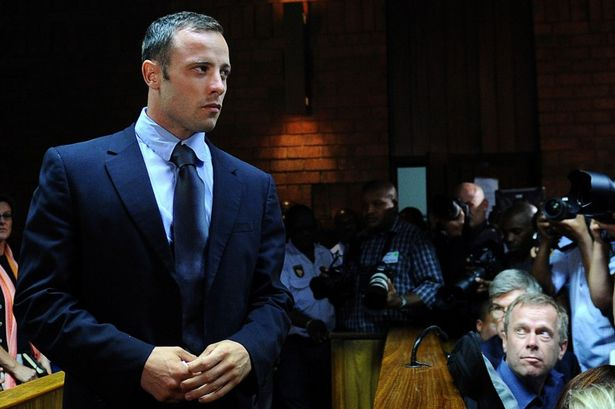 Oscar Pistorius in court June 4 2013