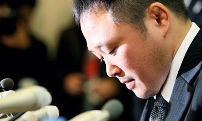 Ryuji Sonoda resigns