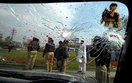 Sri Lanka cricket team attacked Pakistan 2009.cms