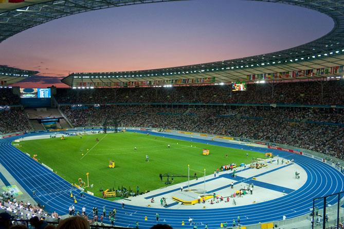 World Athletics Championships 2009 Berlin