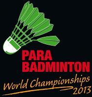 World Para-Badminton Championships 2013 logo