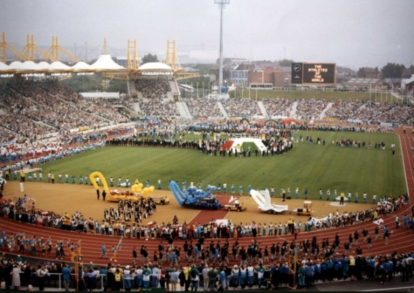 World Student Games Sheffield 1991