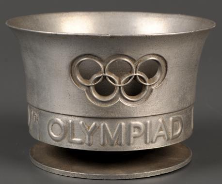 1948 London Olympics bearers torch