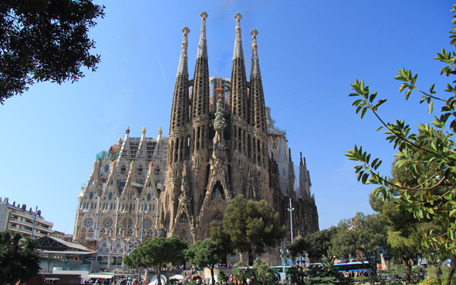 Barcelona city image