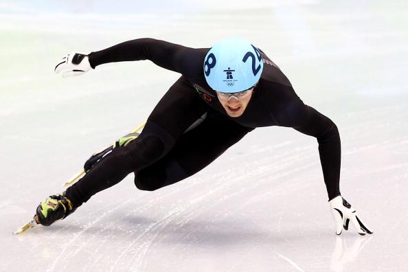 Blake Skjellerup New Zealnd Speed Skater in 2010