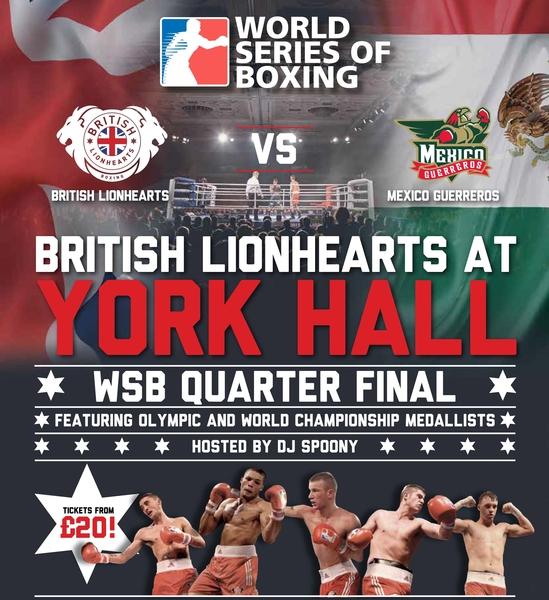 British Lionhearts poster