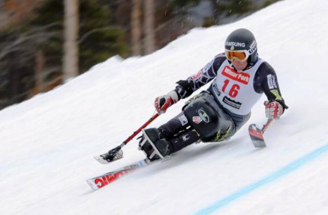 Chris Devlin Young named as part of the US Paralympic Alpine Skiing National Team for the 201314 season