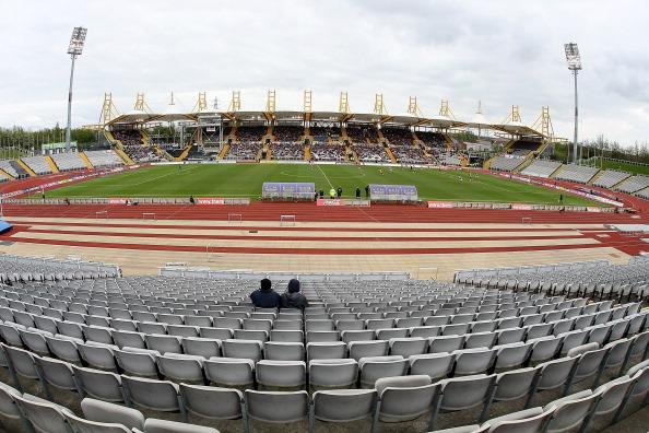 Don Valley Stadium Sheffield