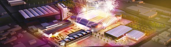 Don Valley Stadium new