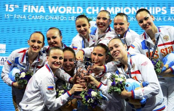 FINA Russians