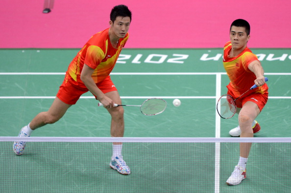 Fu Haifeng and Cai Yun