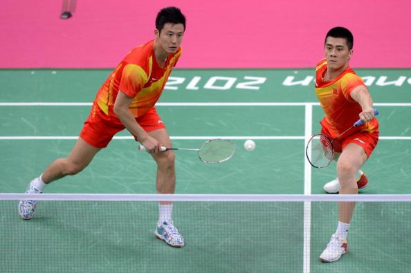 Fu Haifeng and Cai Yun