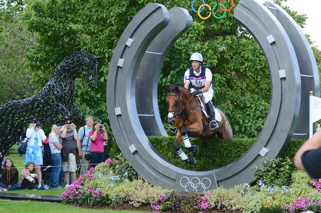 Greenwich Park eventing London 2012