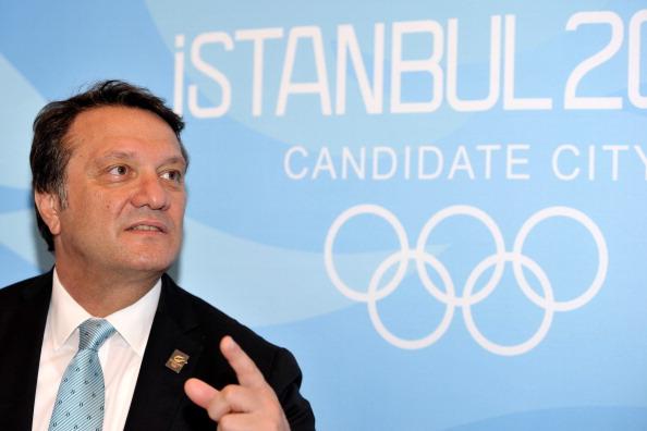 Istanbul 2020 bid chairman Hasan Arat
