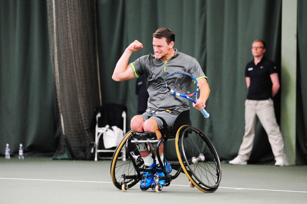 Joachim Gerard British Open 2013