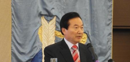 Kang Un-tae Gwangju mayor
