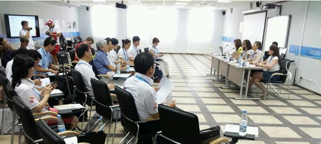 Kazan meeting Gwangju