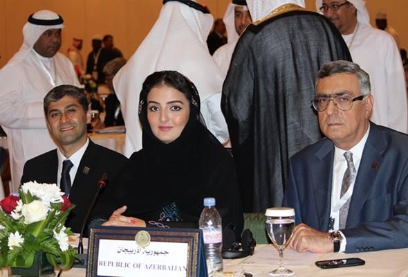 Konul Nurullayeva Jeddah July 2013