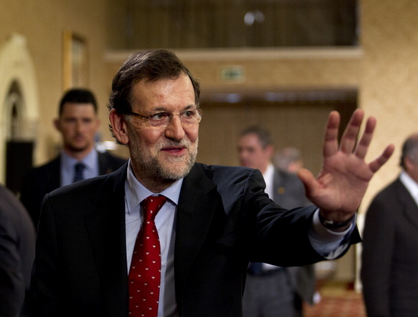 Mariano Rajoy is facing calls to resign over a party financing scandal