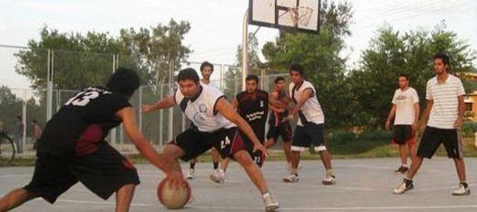 Pakistan Basketball federation