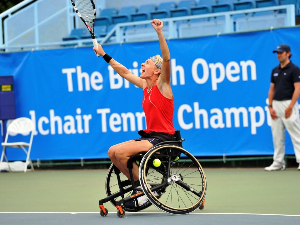 Sabine Ellerbrock British Open 2013 2