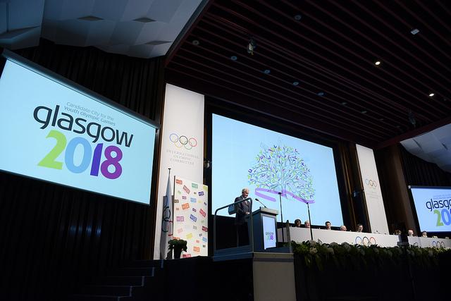 Sir Craig Reedie Glasgow 2018 IOC extraordinary session July 4 2013