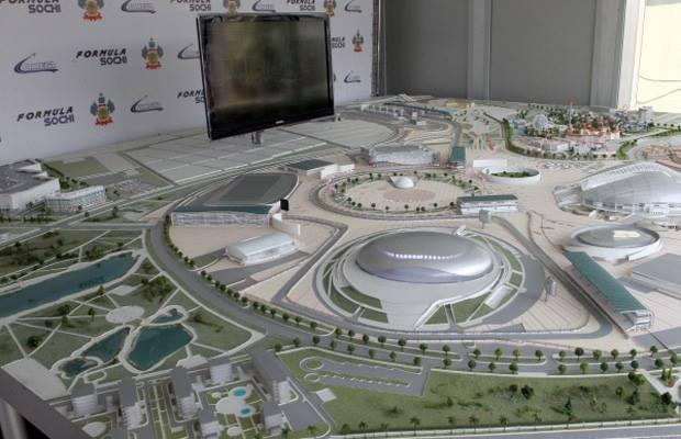 Sochi Formula One 2
