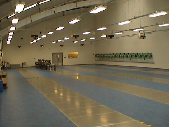 State of the art facilities at the university of Bath gym 2