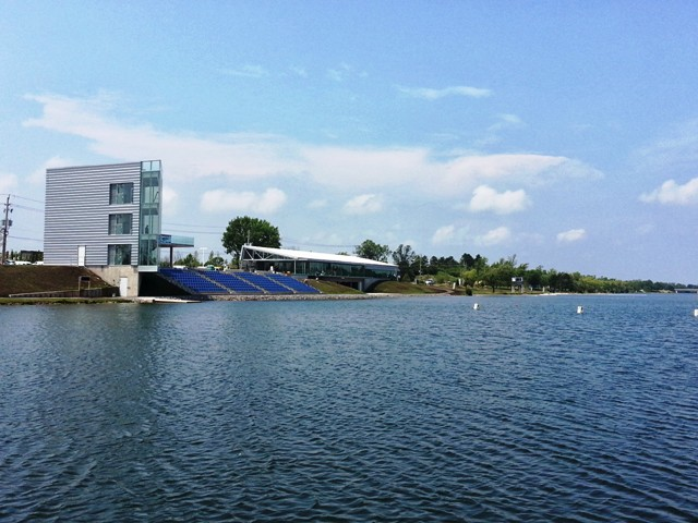 The Welland International Flatwater Centre is the first of the Toronto