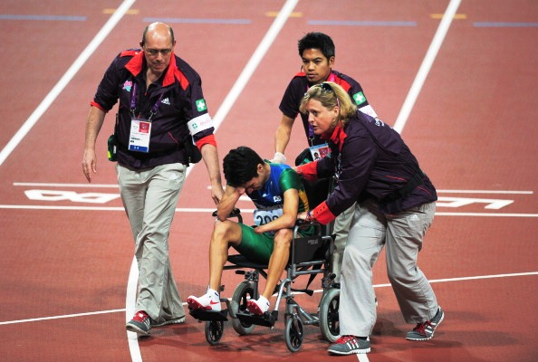 The study carried by the IPC and the University of Cape Town monitored the injury and illness rates of 3565 Paralympians at London 2012