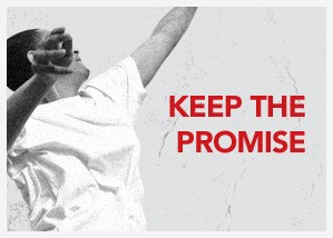 keep the promise campaign sported