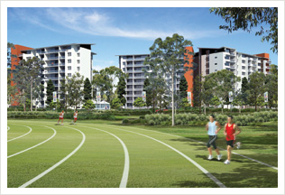 Gold Coast 2018 Athletes Village