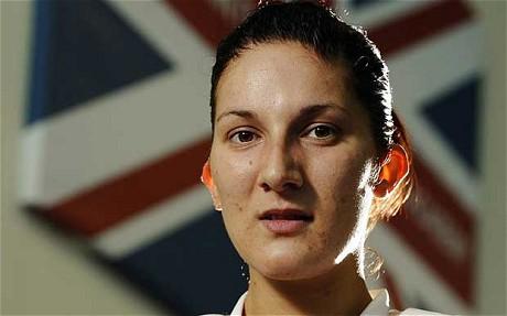 Sarah Stevenson profile