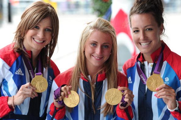 womens team pursuit