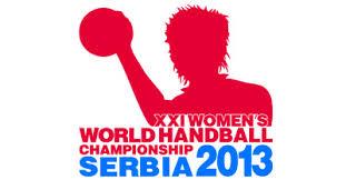 2013 Womens World Handball Championships logo