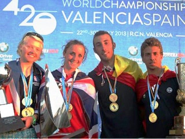 420 Worlds Valencia