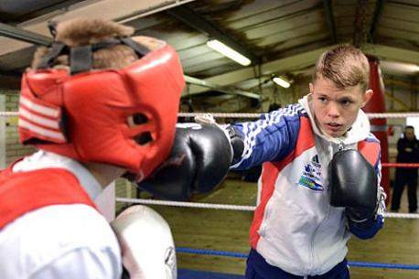 ABAE were handed a provisional suspension after it blocked WSB fighters from competing in national competitions
